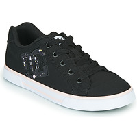 Scarpe Donna Sneakers basse DC Shoes CHELSEA Nero