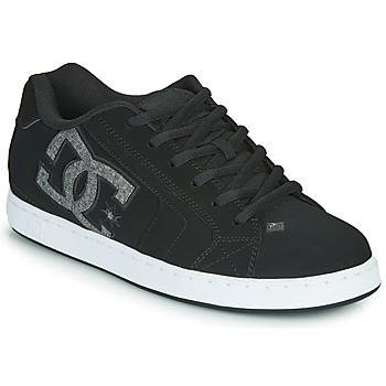 Scarpe Uomo Sneakers basse DC Shoes NET Nero / Grigio