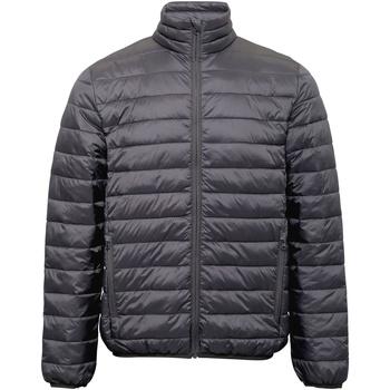 Abbigliamento Uomo Piumini 2786 TS030 Acciaio