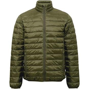 Abbigliamento Uomo Piumini 2786 TS030 Oliva