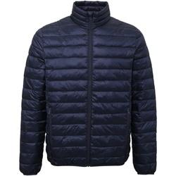 Abbigliamento Uomo Piumini 2786 TS030 Blu navy
