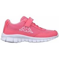 Scarpe Unisex bambino Sneakers basse Kappa Follow K Rosso
