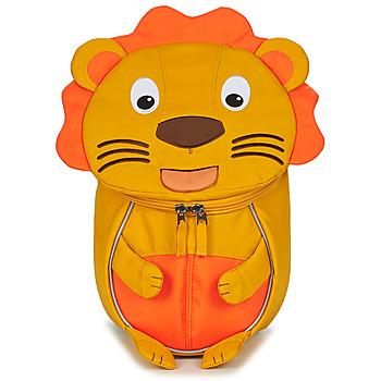 Borse Unisex bambino Zaini Affenzahn LENA LION Arancio