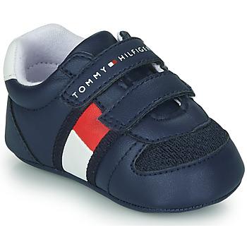 Scarpe Unisex bambino Sneakers basse Tommy Hilfiger T0B4-30191 Blu