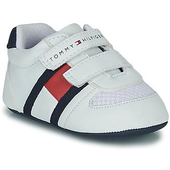 Scarpe Unisex bambino Sneakers basse Tommy Hilfiger  Bianco