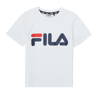 Abbigliamento Unisex bambino T-shirt maniche corte Fila LEA Bianco