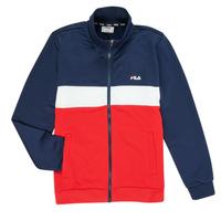 Abbigliamento Bambino Giacche sportive Fila MANOLO Marine / Bianco / Rosso