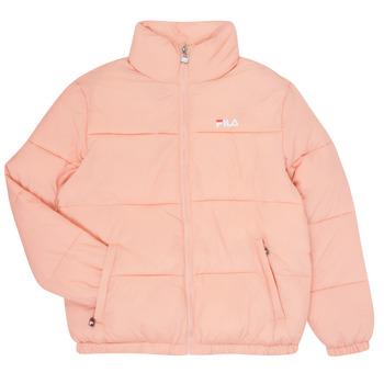 Abbigliamento Bambina Piumini Fila STORM Rosa