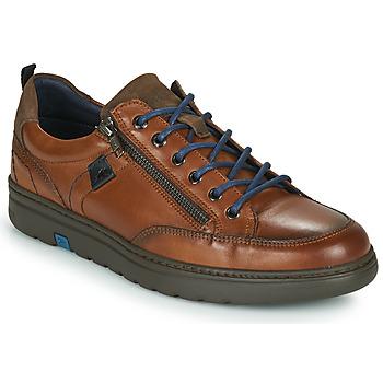 Scarpe Uomo Sneakers basse Fluchos ATLASS Marrone
