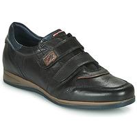 Scarpe Uomo Sneakers basse Fluchos DANIEL Nero
