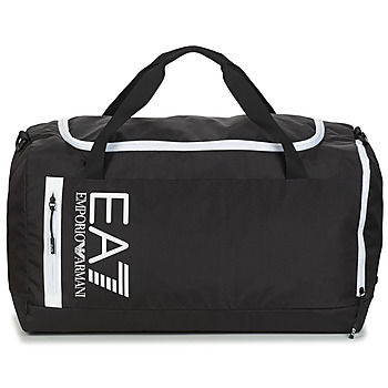 Borse Borse da sport Emporio Armani EA7 TRAIN CORE U GYM BAG Nero / Bianco