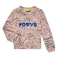 Abbigliamento Bambina Felpe Ikks XR15022 Rosa