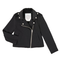 Abbigliamento Bambina Gilet / Cardigan Ikks XR17002 Nero