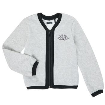 Abbigliamento Bambina Gilet / Cardigan Ikks XR17062 Grigio