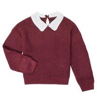 Abbigliamento Bambina Maglioni Ikks XR18062 Bordeaux
