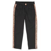 Abbigliamento Bambina Pantaloni 5 tasche Ikks XR22012 Nero