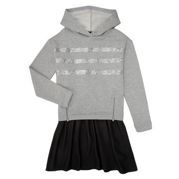 Abbigliamento Bambina Abiti corti Ikks XR30112 Grigio