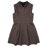 Abbigliamento Bambina Abiti corti Ikks XR30212 Nero