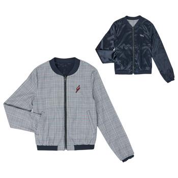 Abbigliamento Bambina Giubbotti Ikks XR40012 Blu