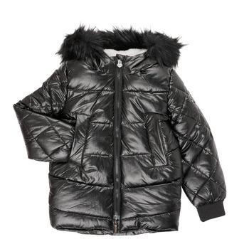 Abbigliamento Bambina Parka Ikks XR41122 Nero
