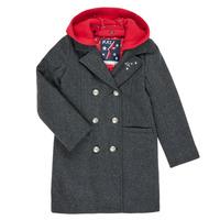 Abbigliamento Bambina Cappotti Ikks XR44012 Grigio