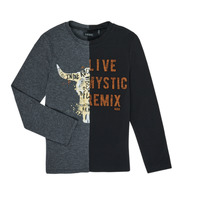 Abbigliamento Bambino T-shirts a maniche lunghe Ikks XR10143 Grigio