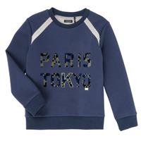 Abbigliamento Bambino Felpe Ikks XR15093 Blu