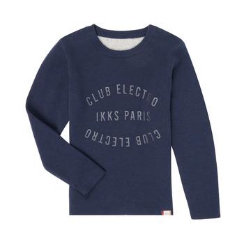 Abbigliamento Bambino Maglioni Ikks XR18003 Blu