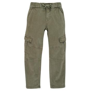 Abbigliamento Bambino Pantalone Cargo Ikks XR22033 Kaki
