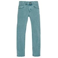Abbigliamento Bambino Jeans slim Ikks XR29013 Verde