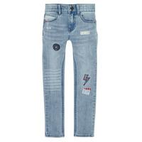 Abbigliamento Bambino Jeans slim Ikks XR29053 Blu