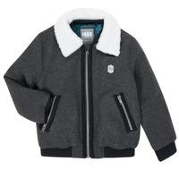 Abbigliamento Bambino Giubbotti Ikks XR40083 Grigio