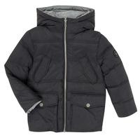 Abbigliamento Bambino Piumini Ikks XR41053 Nero