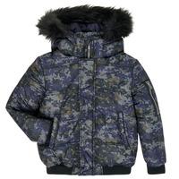 Abbigliamento Bambino Piumini Ikks XR41133 Blu