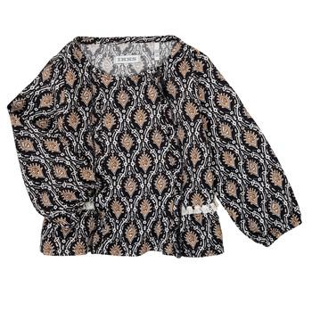 Abbigliamento Bambina Camicie Ikks XR12020 Nero