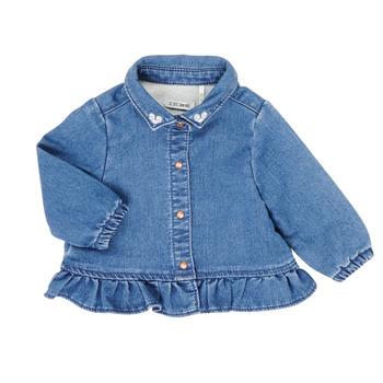 Abbigliamento Bambina Camicie Ikks XR12030 Blu