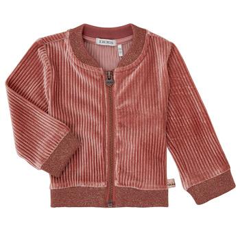 Abbigliamento Bambina Gilet / Cardigan Ikks XR17030 Rosa
