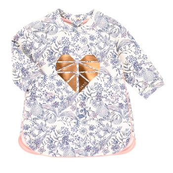 Abbigliamento Bambina Abiti corti Ikks XR30140 Bianco