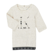 Abbigliamento Bambina Abiti corti Ikks XR30180 Beige