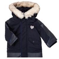 Abbigliamento Bambina Parka Ikks XR42000 Blu