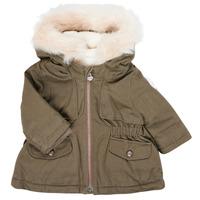 Abbigliamento Bambina Parka Ikks XR42020 Kaki