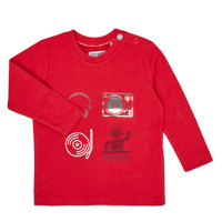 Abbigliamento Bambino T-shirts a maniche lunghe Ikks XR10011 Rosso