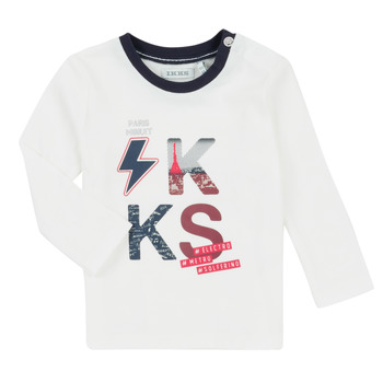 Abbigliamento Bambino Completo Ikks XR36001 Bianco