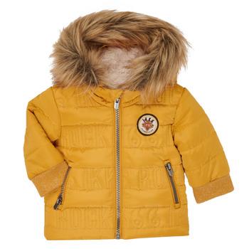 Abbigliamento Bambino Piumini Ikks XR41021 Giallo