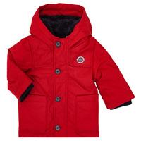Abbigliamento Bambino Parka Ikks XR42001 Rosso