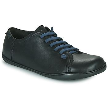 Scarpe Uomo Sneakers basse Camper PEU CAMI Nero