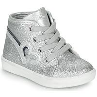 Scarpe Bambina Sneakers alte Chicco FLAMINIA Grigio