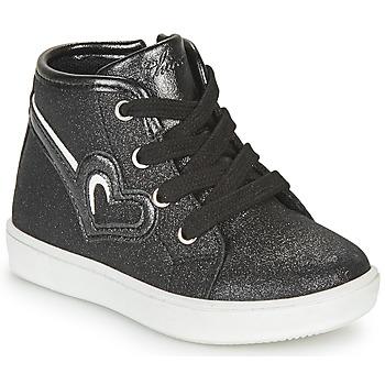 Scarpe Bambina Sneakers alte Chicco FLAMINIA Nero