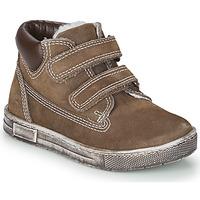 Scarpe Bambino Sneakers alte Chicco CLAY Marrone