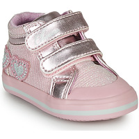 Scarpe Bambina Sneakers alte Chicco GEORGIAN Rosa